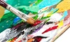 Putnam Arts Council - The Belle Levine Art Center: Art Class for One, Two, or Four Adults or a One-Year Family Membership at Putnam Arts Council (Up to 73% Off)
