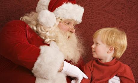 Sesión de fotos navideñas con CD, 1 foto 15×20, 10 postales 10×15 desde 24,90 € en Estudio E