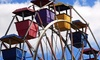 Richmond County Fair - Richmond County Fair: Admission and Concessions for Two, Four, or Eight to Richmond County Fair, September 5–7 (Up to 58% Off)