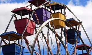 Richmond County Fair: Admission and Concessions for Two, Four, or Eight to Richmond County Fair, September 5–7 (Up to 58% Off)