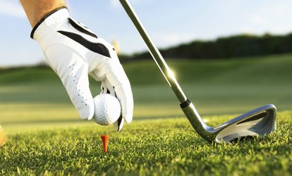 image for 18 Holes and 10% Store Discount for Two, Three or Four at De Vere Staverton Park (Up to 75% Off)