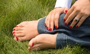 One Or Three Shellac Manicures, Spa Pedicures, Or Both At Tranquility Nail Spa (up To 52% Off)