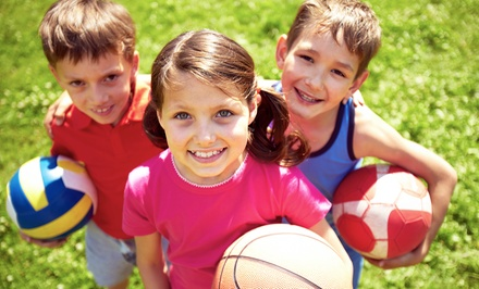 Eight Weeks of Youth Soccer, Baseball, or Lacrosse Classes at Sportsplex of Halfmoon (50% Off)