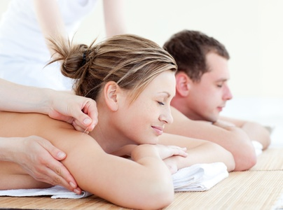 Signature Facial or Massage, Spa Package or Party, or Couples Massage at Tinna's Spa (Up to 68% Off)