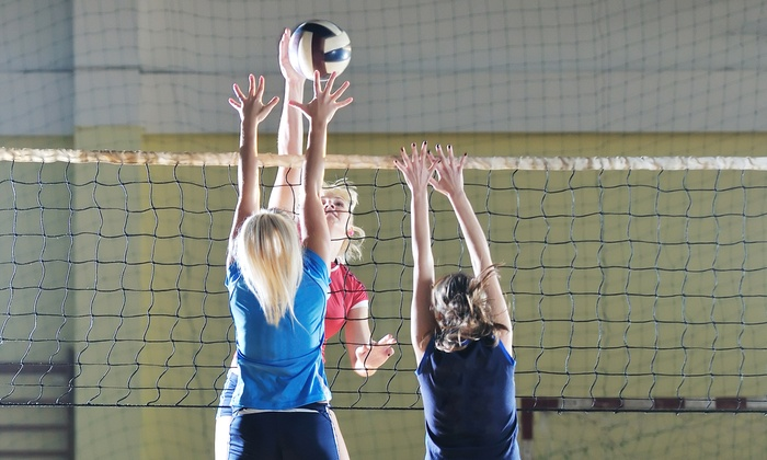 Pakmen Volleyball Club - Mississauga Secondary School: C$20 for 1.5-Hour Youth Volleyball Clinic from Pakmen Volleyball Club (C$40 Value). Four Dates Available.