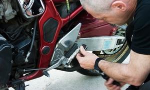 MOTOR CYCLES: Tagliando per scooter fino e oltre i 300 cc oppure per moto fino e oltre i 500 cc (sconto fino a 83%)