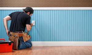 1st Choice Remodeling: Two or Four Hours of Interior Multiservice Handyman Work from 1st Choice Remodeling (Up to 55% Off)