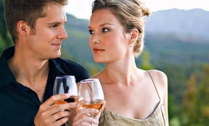 Domaine du Ridge: Wine Tasting Experience Featuring Local Products for Two or Four at Domaine du Ridge (Up to 66% Off)