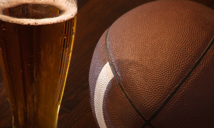 Game Night iNC. - Loony Bin Comedy Club: Football Championship Party at Loony Bin on Sunday, February 7, at 5 p.m.