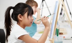 The Center for Visual Artists - Greensboro: One or Two 1-Day Artventure Classes for Kids at The Center for Visual Artists - Greensboro (Up to 53% Off)