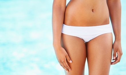 Brazilian or Hollywood Wax with Optional Underarm and Half or Full Leg Wax at Kyky Beauty Therapy (Up to 69% Off)