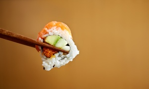 Daimon Japanese Restaurant: $17 for $30 Worth of Japanese Cuisine for Two or More at Daimon Japanese Restaurant