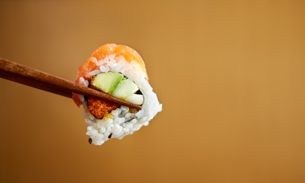 How to Prep Sushi Makimonos Class for Two or Four at The Spice Chica (Up to 58% Off)