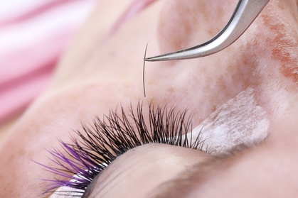 Up to 50% Off on Eyelash Extensions at The Lash lounge Tally