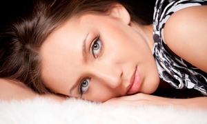 DermaFit Studio: Microdermabrasion Treatment with Facial at DermaFit Studio (Up to 51% Off). Two Options Available.