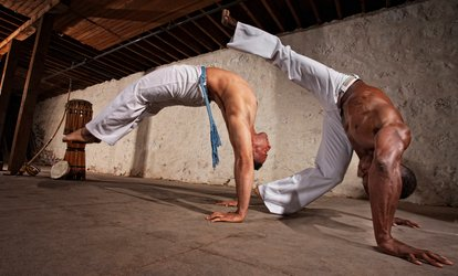 image for Four or Eight Brazilian Martial Art Classes for One or Two at Mundo Capoeira (75% Off)