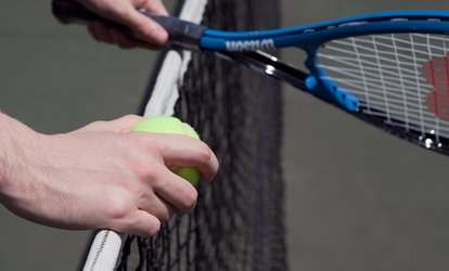 image for <strong>Tennis</strong> Training Sessions at Galindo <strong>Tennis</strong> International Academy (Up to 55% Off)