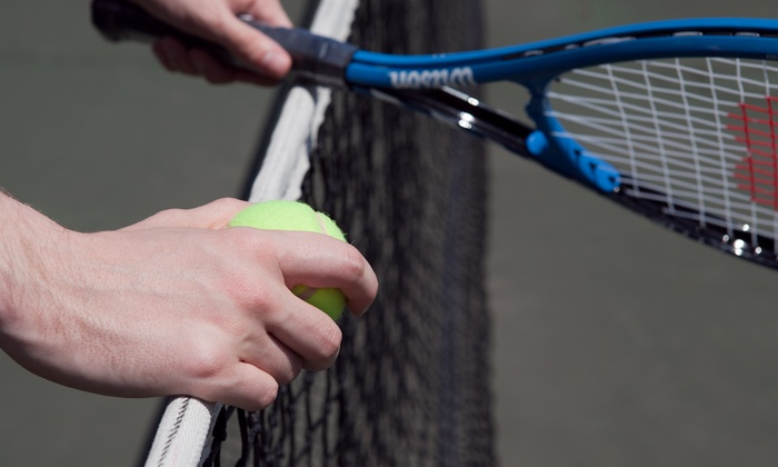 Team Witsken - St Vincent - Greenbriar: Seven-Week Tennis Program with One or Two 90-Minute Clinics at Team Witsken (Up to 52% Off)