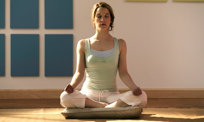 Yoga Center - B/W/H - Woodland Hills: 5 or 8 Group Meditation Classes at Yoga Center - B/W/H (Up to 91% Off)