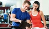 Lifestyle Fitness - Multiple Locations: Nutrition or Cardio Training Package at Lifestyle Fitness (Up to 56% Off)