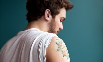 One or Three Sessions of Laser Tattoo Removal at Pure Skin Tattoo Removal (Up to 57% Off)