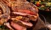 Las Brasas - Morsang-sur-Seine: 1 ou 2 côtes de bœuf d'1.2 kg avec frites maison et salade offerte pour 2 ou 4 dès 31,90 € au restaurant Las Brasas