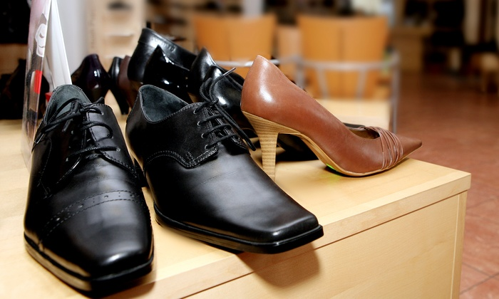 Shoe Repair Butler - Hunters Glen: Shoe or Heel Repair or Shoe Polishing at Shoe Repair Butler (Up to 52% Off). Two Options Available.