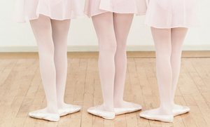 6th Position Dance Company: 1 Month of Unlimited Classes or a Party for Up to 10 Adults at 6th Position Dance Company (Up to 48% Off)
