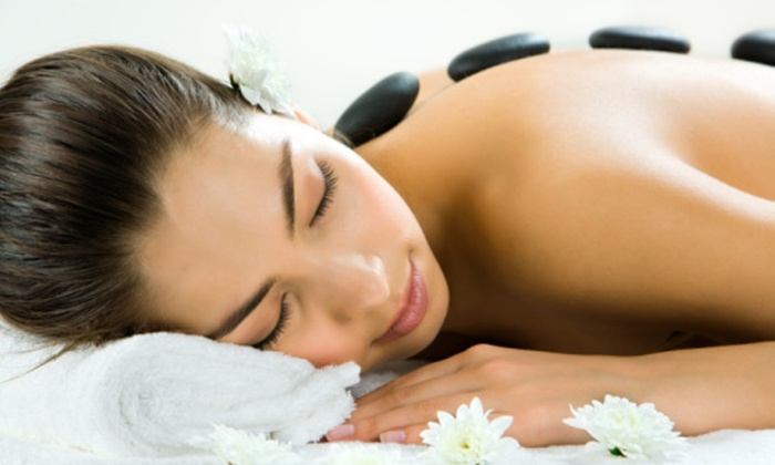 Sugey Spa @ Aldana's - Sugey Spa @ Aldana's: 60-Minute Hot-Stone Massage with Optional Spa Package at Sugey Spa @ Aldana's (Up to 62% Off)