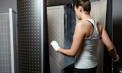 One, Three, or Five Whole-Body Cryotherapy Sessions at Restore Cryotherapy (Up to 46% Off)
