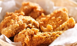 $8 for $15 Worth of Fried Chicken and Comfort Food at Sunny's Chicken