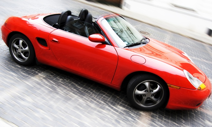 Apex Image - Reno: $102 for $185 Worth of Exterior Auto Wash and Wax — APEX IMAGE