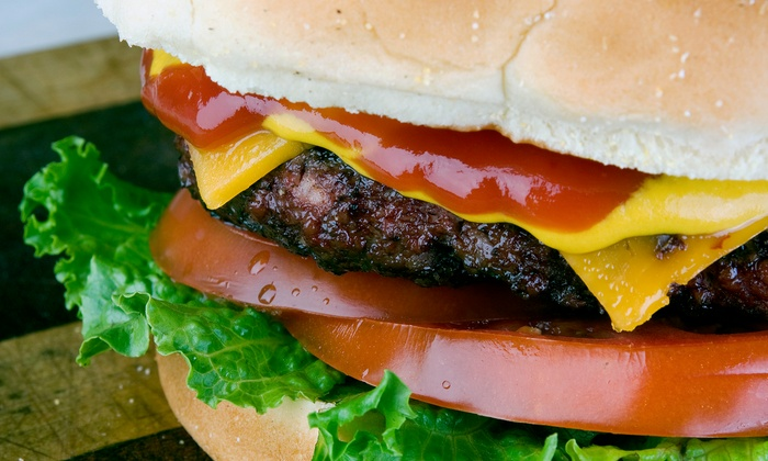 Home Run Burgers & Fries - Multiple Locations: $9 for $15 Worth of Burgers and More at Home Run Burgers & Fries