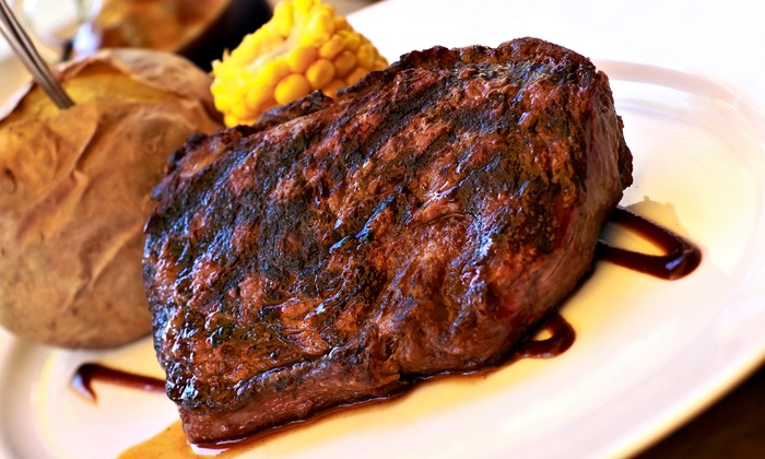 Little Dave's Roadhouse - Brandenburg: Steak-House Meal with Appetizers and Entrees for Two or Four at Little Dave's Roadhouse (Up to 50% Off)