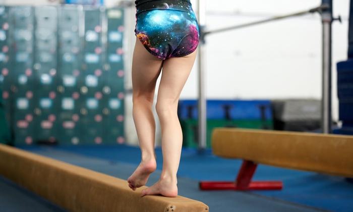 All Olympia Gymnastics Center - All Olympia Gymnastics Center: Four Weeks of Children's Gymnastics Classes at All Olympia Gymnastics Center (Up to 49% Off)