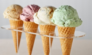 Up to 40% Off Housemade Ice Cream at The Hop at The Hop, plus 6.0% Cash Back from Ebates.