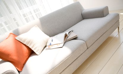 image for <strong>Upholstery Cleaning</strong>  Package from CleanCo (Up to 54% Off)