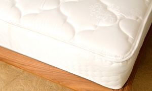 Medi-Bed Mattress Sanitising Services: Medi-Bed Mattress Sanitising from R59 for One Single Bed with Medi-Bed Mattress Sanitising Services (Up to 53% Off)