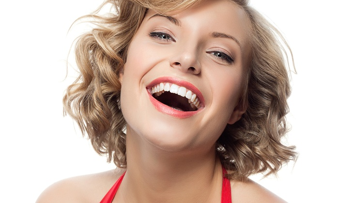 South Coast Dental Specialists - Costa Mesa: $99 for Iveri Teeth-Whitening Treatment at South Coast Dental Specialists ($350 Value)