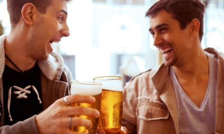 Admission for One, Two, or Four to The Hopped Up Highlands Pub Crawl             (Up to 56% Off)