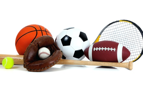 $45 for $100 Worth of Sports Camp Funwith Coupons