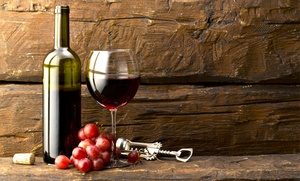 Sp wine store: Wine at Sp wine store (50% Off). Two Options Available.
