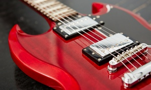 Belfast Music Academy: Up to Three 45-Minute Private Music Lessons at Belfast Music Academy (Up to 80% Off)