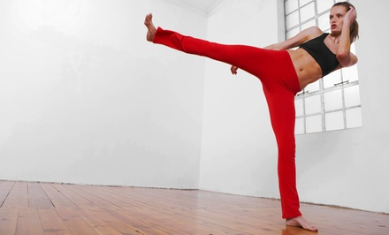 Martial-Arts Classes for Adults or Kids at Broadwing Martial Arts (Up to 57% Off)