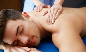 Madame Beauty Club: 3 o 5 massaggi per uomo da 50 minuti al centro benessere Madame Beauty Club (sconto fino a 84%)