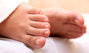 Houston Fungus Treatment Center: Laser Toenail-Fungus-Removal Treatments for One or Two Feet at Houston Fungus Treatment Center (Up to 79% Off)