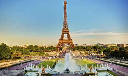 Groupon Deal: ✈ 8-Day Paris and Rome Vacation with Airfare from Gate 1 Travel. Price per Person Based on Double Occupancy.