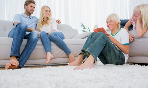 Unique Dry Carpet Service: Carpet Cleaning for 600-, 1,200-, or 2,000-Square Feet from Unique Dry Carpet Service (Up to 67% Off)