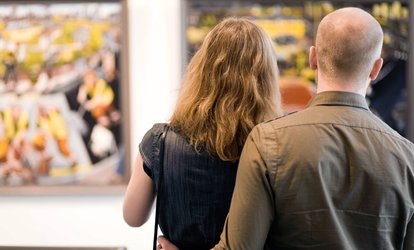 image for Admission for Two or Four at Fitchburg Art Museum (Up to 43% Off)