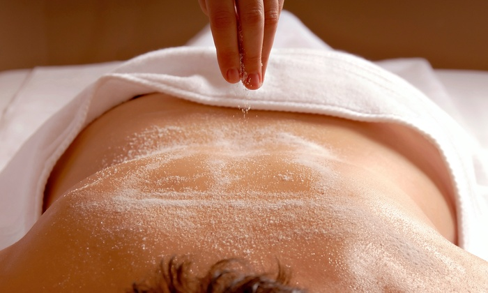 Callione Aesthetics & Day Spa - Callione Aesthetics & Day Spa: One or Two Body Scrubs or a Couples Body Scrub at Callione Aesthetics & Day Spa (Up to 53% Off)